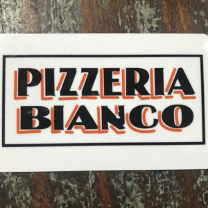 Pizzeria Bianco Gift Card