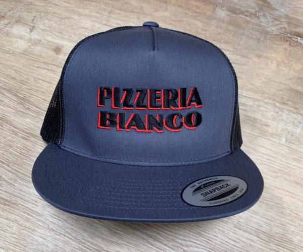 Pizzeria Bianco Mesh Back Hat