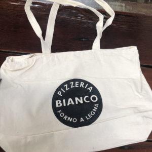 Pizzeria Bianco Tote Bag