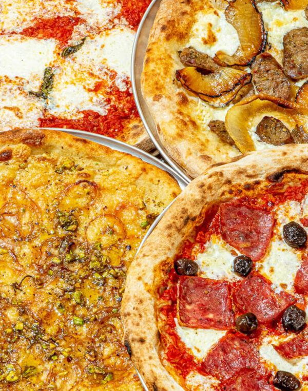 Pizzeria Bianco Gourmet Frozen Pizza Available at Goldbelly