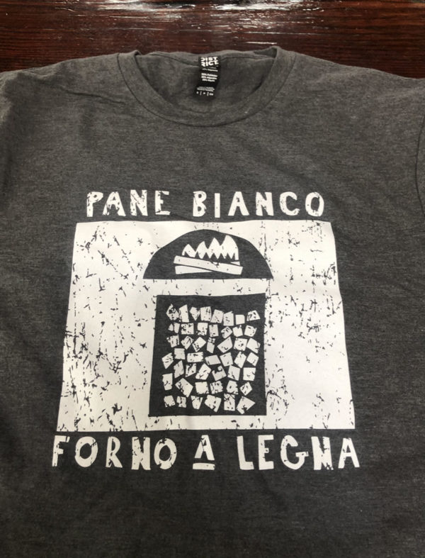 Pane Bianco T-Shirt
