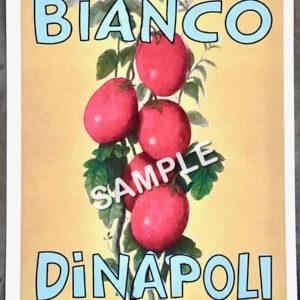 Bianco DiNapoli Poster