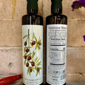 Selezione Bianco Extra Virgin Olive Oil