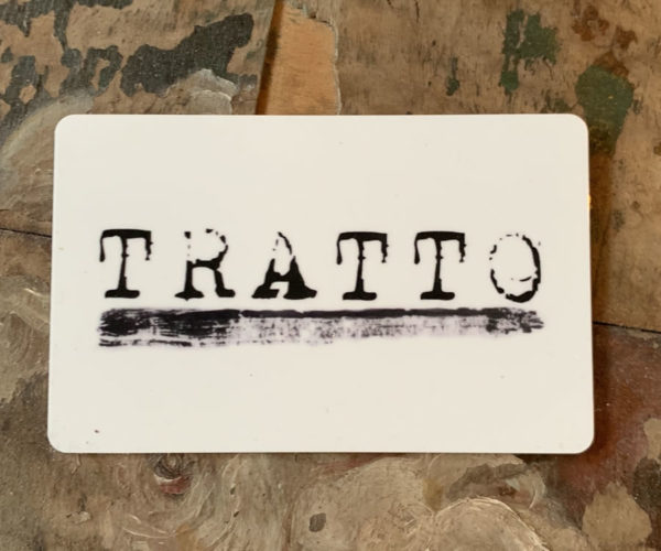 Tratto Gift Card